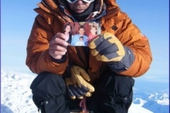 Tony on Summit of Denali 2008
