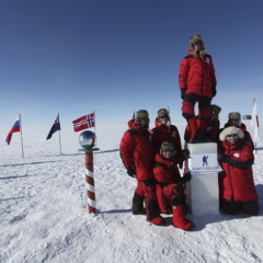 Norwegian SP 2011 Expedition Group
