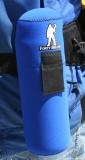 Forty Below Bottle Boot 48 on hip belt