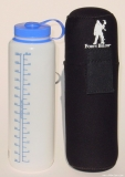 Bottle Boot 48oz shown with Nalgene 48oz bottle.