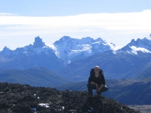 Julie S. in Patagonia