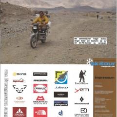 Skitour Magazine Muztagh Ata Inside Back page