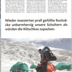 Skitour Magazine Muztagh Ata Page 12