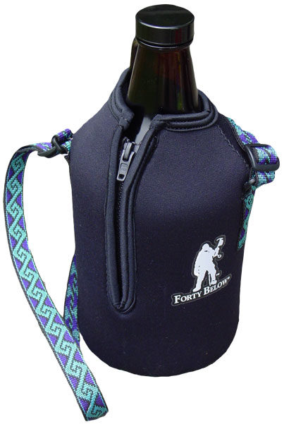 Click to go to the Forty Below Keg Parka 3 Gallon page