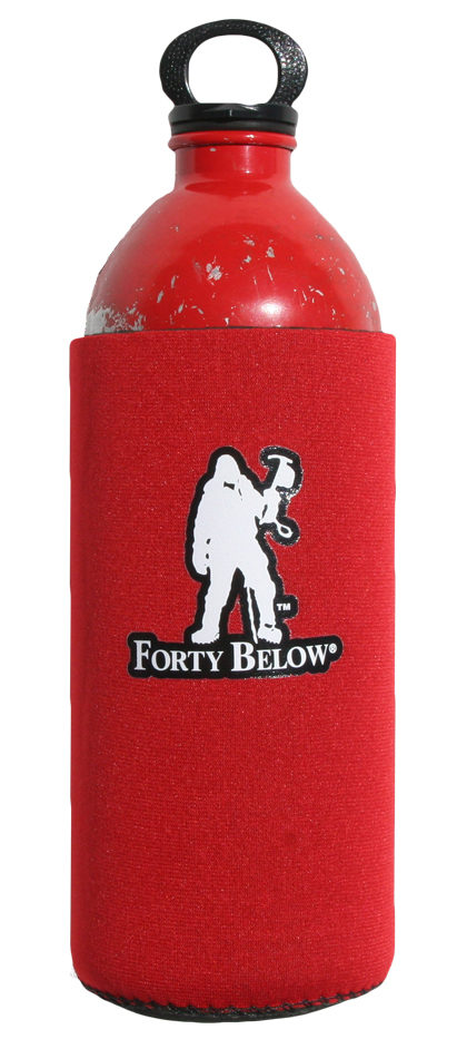Click here to go to the Forty Below Fuel Bottle Boot 16 Oz product page