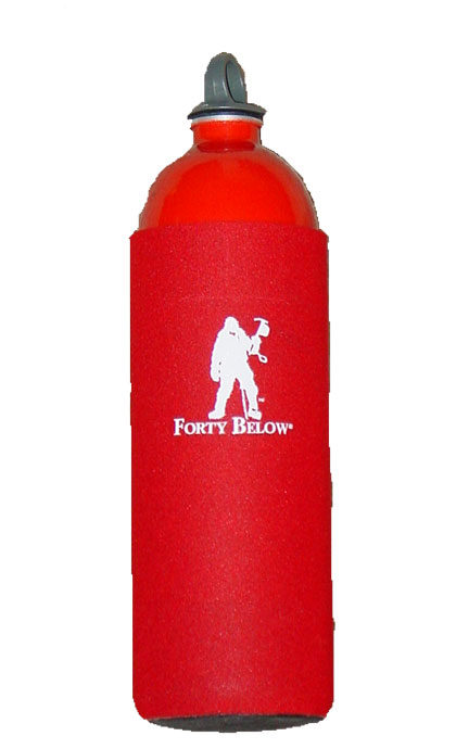 Click here to go to the Forty Below Fuel Bottle Boot 32 oz product page