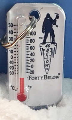 40 below thermometer