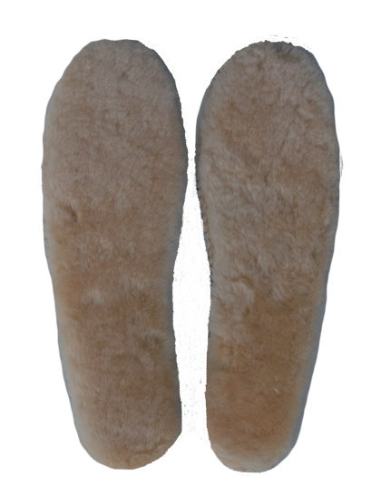 Click here to go to the sheepskin insole big sizes product page